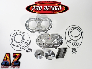 Banshee Trinity Racing Billet Stage 4 IV Cool Head Orings O-ring O Ring Kit Set
