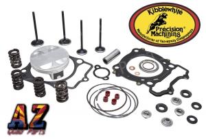 04 05 Honda TRX450R TRX 450R Kibblewhite AZQP Stock Intake Valves Springs Seals